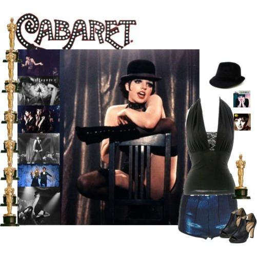 Style Liza Minnelli dans Cabaret