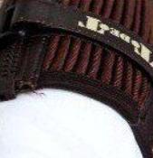 Mini chap's T de T Mesh 3D Taille M beige / marron