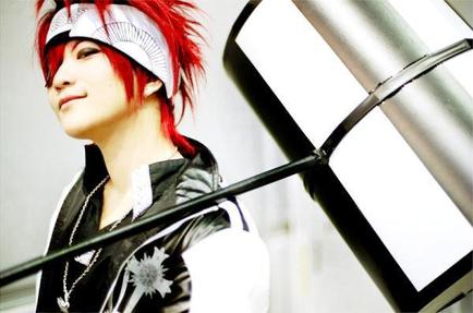 Cosplay D Gray-man