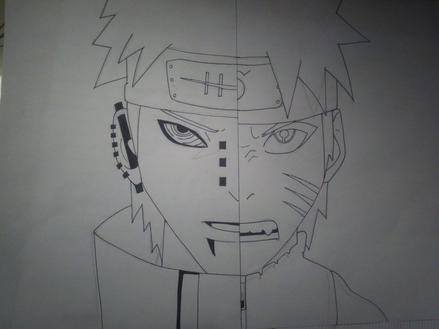 Dessin Naruto by Moi ^^