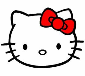 Mascotte Japonaise : Hello Kitty