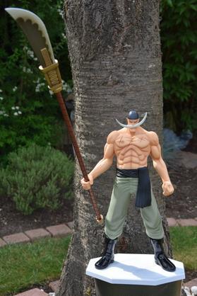 Figurine de Megahouse : P.O.P DX de edward newgate