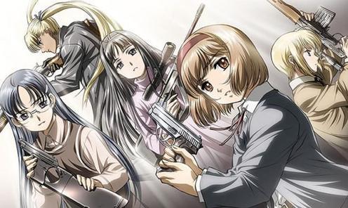 Gunslinger Girls ガンスリンガー・ガール