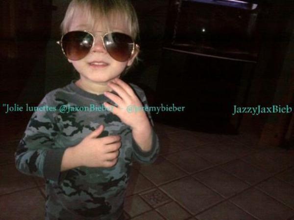 """Nice Glasse @JaxonBieber"" - @jeremybieber - Jeremy Jack Bieber"