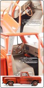 Produit dérivé : La Chevrolet de Bella en miniature !