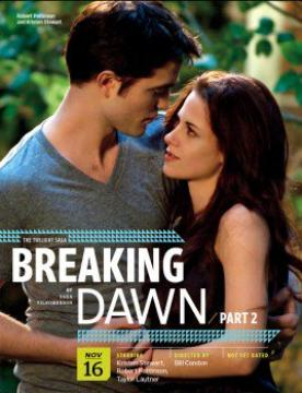 nouvelles photos breaking dawn part 2   <3