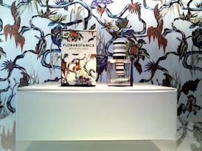 Florabotanica : Photos d'une présentation du parfum en Autriche