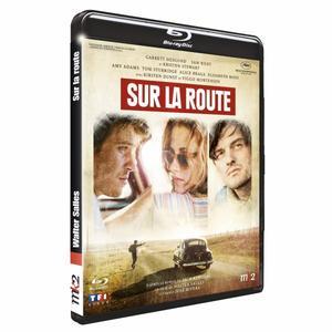 Visuels des DVD français de Sur La Route.