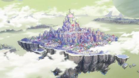 fiction 4 chapitre 2 : Le village caché d'Extalia, Un pays entièrement constitué de chat