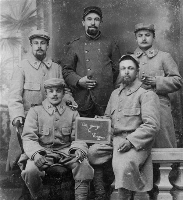 Uniformes Militaires Français (XVIII-XIX Siècle)
