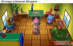 Les images de Animal Crossing 3Ds