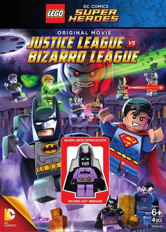 Regarder LEGO DC COMICS SUPER HEROES: JUSTICE LEAGUE VS. BIZARRO LEAGUE