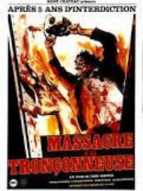 massacre a la tronconeuse(1974)