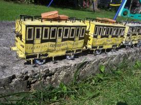 La Rocket de Stephenson (2007 - 12 ans).