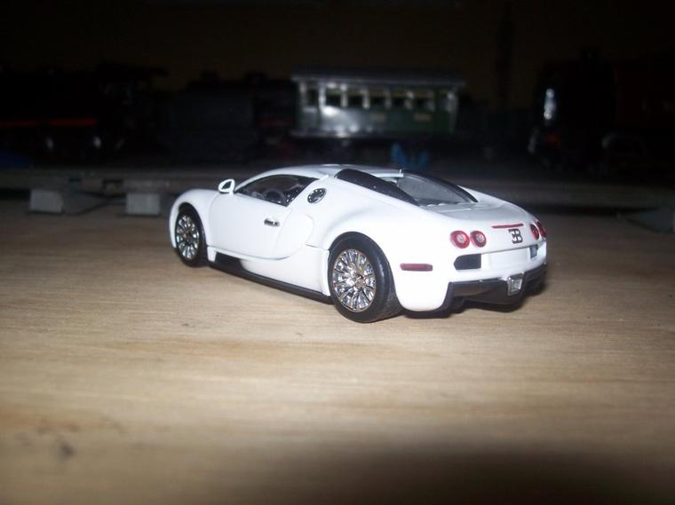 Collection de miniatures Bugatti (25).