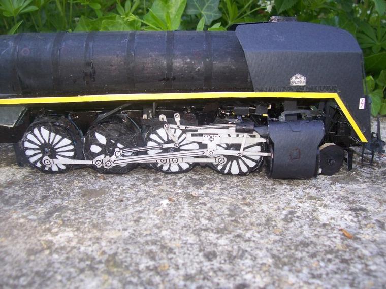La 141R840 (Construction).