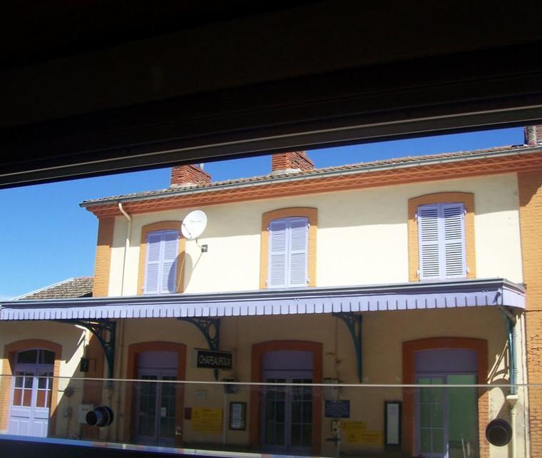 Le Train Touristique des Gorges de l'Allier (1).