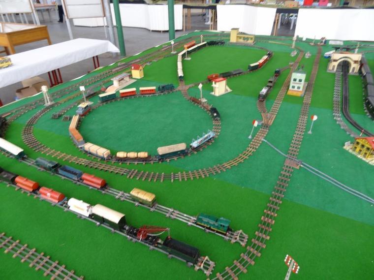 Salon du Train les 20 et 21 avril 2013 à Maubeuge (1) - Les préparatifs.