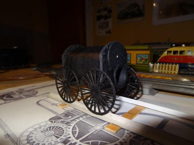 Locomotive de Coalbrookdale (2)
