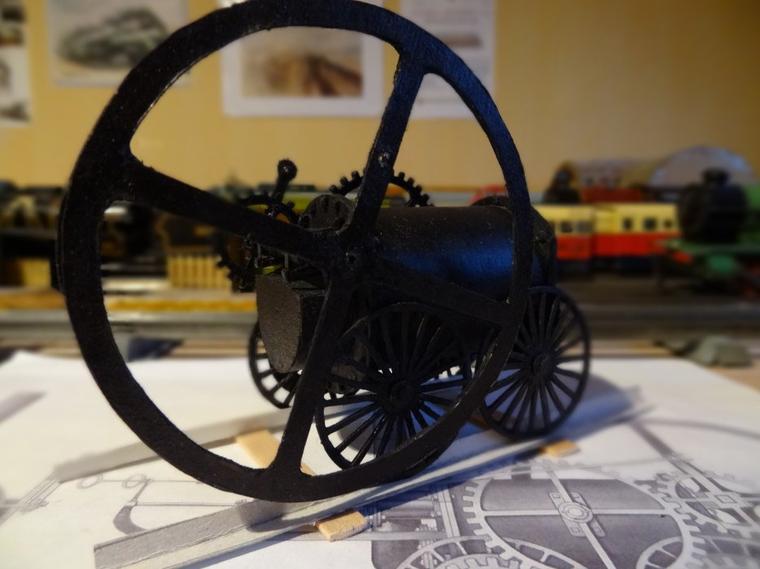 Locomotive de Coalbrookdale, Richard Trevithick (3)