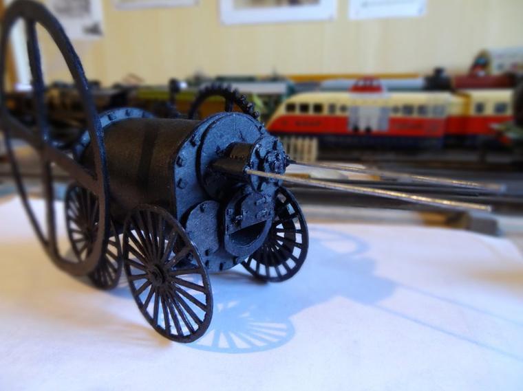 Locomotive de Coalbrookdale, Richard Trevithick (4)