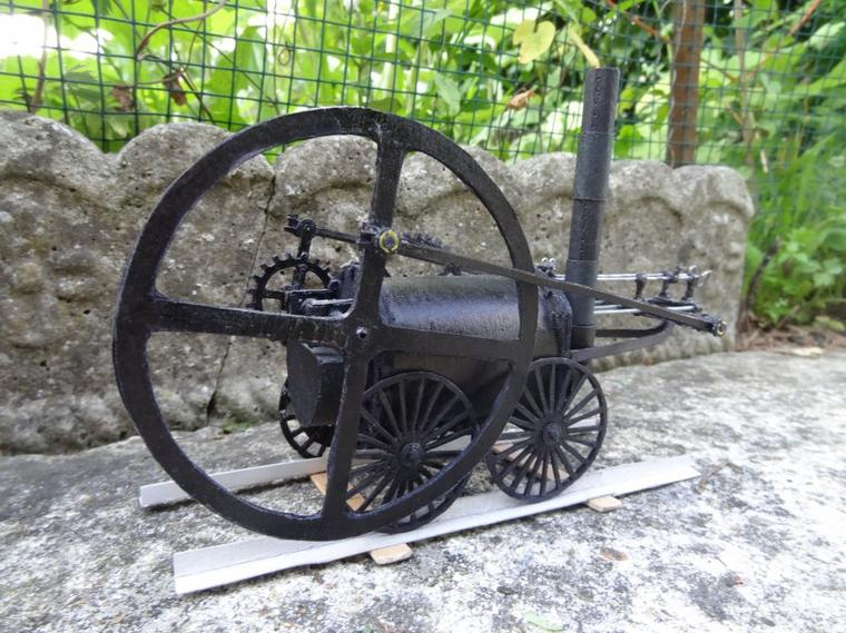 Locomotive de Coalbrookdale, Richard Trevithick (5)