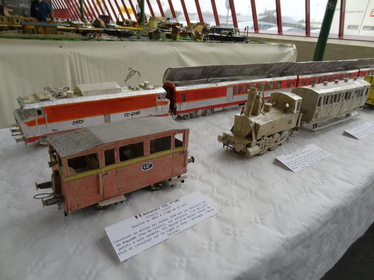 Salon du Train 2015 à Maubeuge (1)