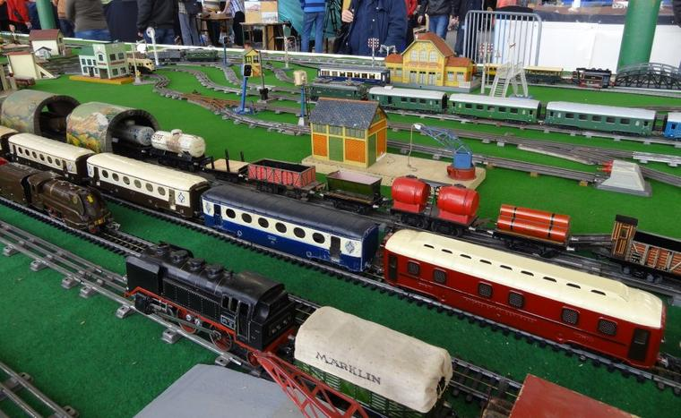 Salon du Train 2015 à Maubeuge (2)