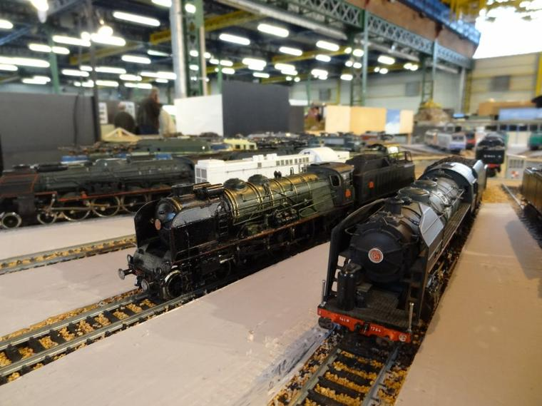 Salon du Train 2015 à Maubeuge (4)