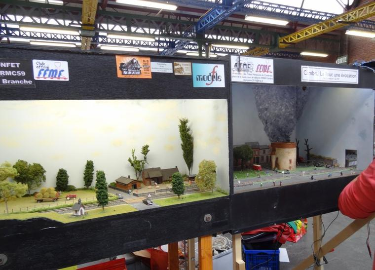 Salon du Train 2015 à Maubeuge (5)