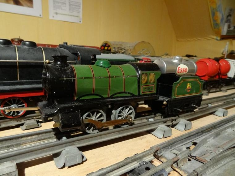 Trains-jouets en « 0 » (1) : Locomotives Hornby