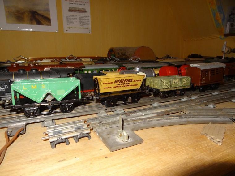 Trains-jouets en « 0 » (1) : Locomotives Hornby