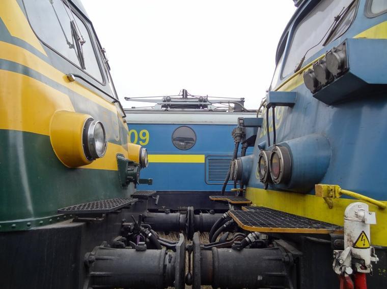 Découverte du patrimoine ferroviaire belge (1) : le musée Rétrotrain de St-Ghislain