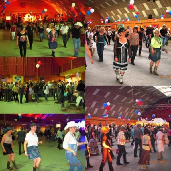 Festival de Brette les Pins 2-6-2013 (1ère partie le Samedi soir)