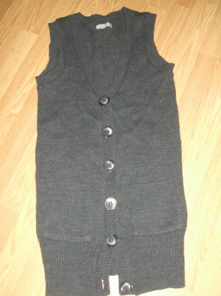 Gilet ss mache taille 36