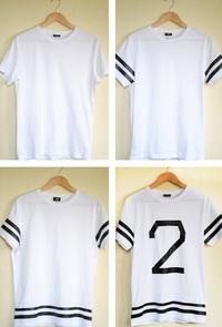 D.I.Y. -- Baseball T-shirt --