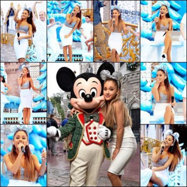 8 Decembre – Disney Parade + Jingle Ball
