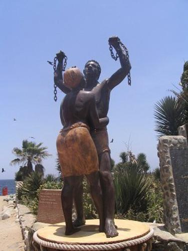 L'île de Gorée et la maison des esclaves