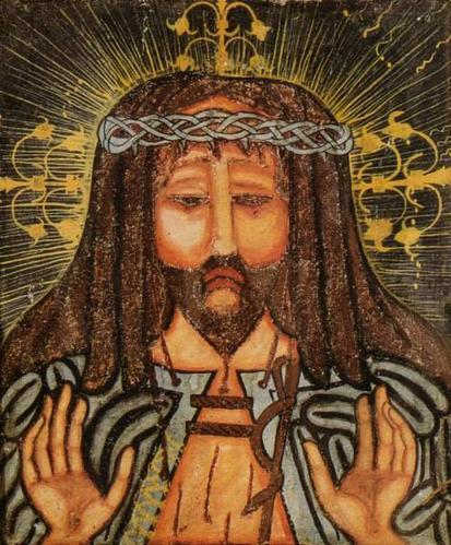 Jesus est un rasta
