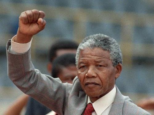Nelson Mandela - 18 juillet 1918 / 5 décembre 2013 : repose en paix