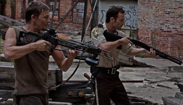 Télévision : The Walking Dead
