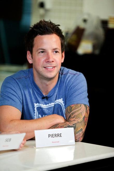 ---- Pierre Bouvier  -----