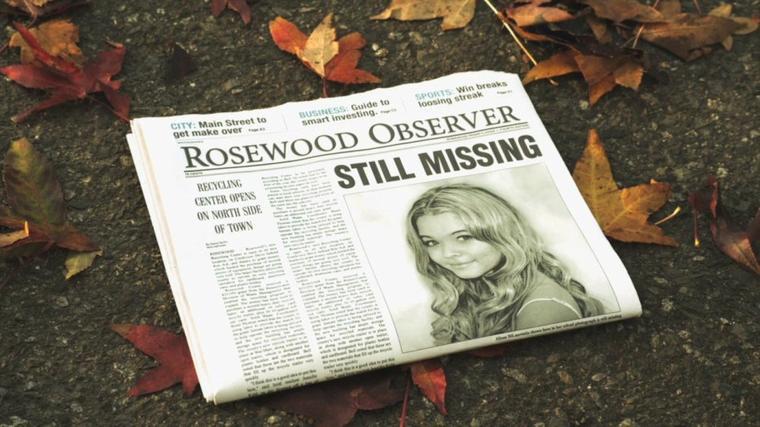 Pretty Little Liars : 1X01 : Retour à Rosewood