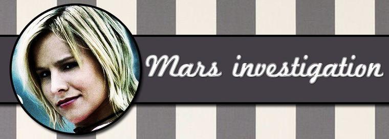 Veronica Mars : 1X01 : Mars investigation