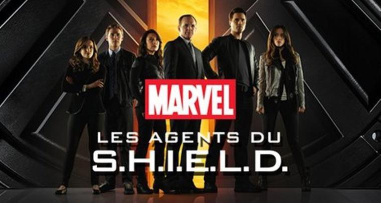 Marvel : Les Agents du S. H. I. E. L. D.