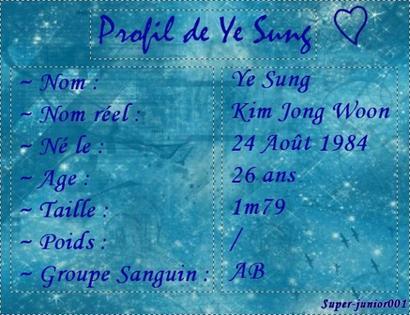 ▪ Ye Sung ▪