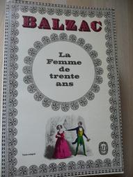 """"""" La femme de trente ans """" d'Honoré de Balzac ★★★"""