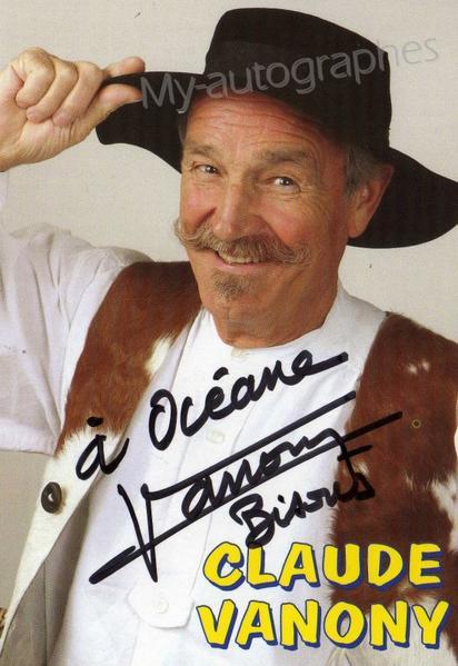 [n°1] ► Claude Vanony