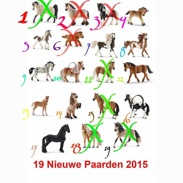 Avis & wish list sur les 2015