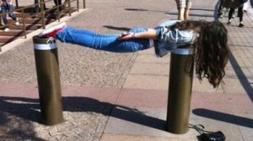 BuzZ - Le 'Planking'